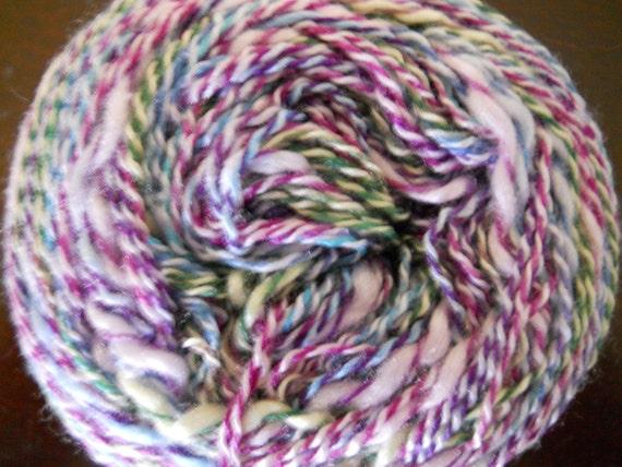 Four Balls of Minty Fresh De-Stash yarn - Especially for Cynthia