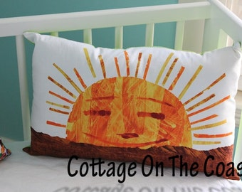 Sun Pillow...Made to Order