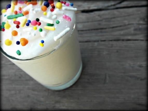 Cake Batter - Sugar Scrub - Jar
