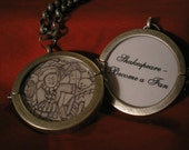 The Thespian Pendant