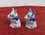 Scotties Salt and Pepper Shakers/Reserved for Zazaboo
