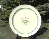 Vintage Syracuse China Coralbel Platter