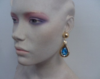 Turquiose Drop Earrings