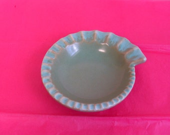 USA Pottery Ashtray