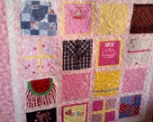 CUSTOM tshirt/memory/clothing quilt made just for you