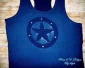 Embellished Knit tank top