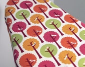 PADDED ironing Cover Bright and Cheerful Summer Song by Riley Blake standard size Ironing Board