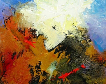 Ascension................ Painting by Juliano