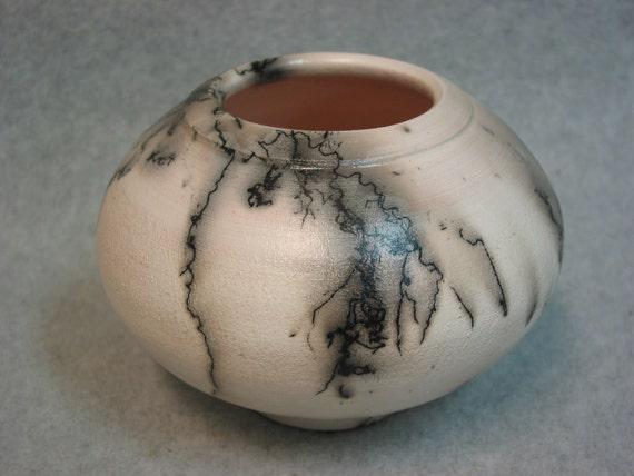 Horsehair pot 2