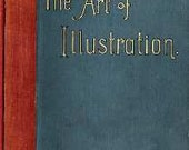 3 Reproduction ebook PDF's on Illustration and Sketching.