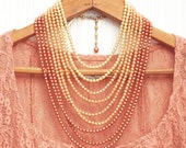 Vintage Multi-Strand necklace