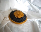 Crocheted Yarmulke, Kippah
