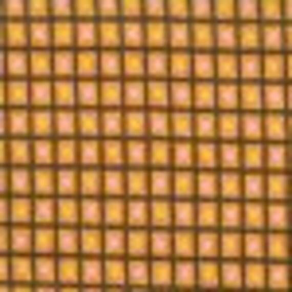 Moda's Chutes Ladders by Arrin Turnmire, Game Board (Orange) 1 yard