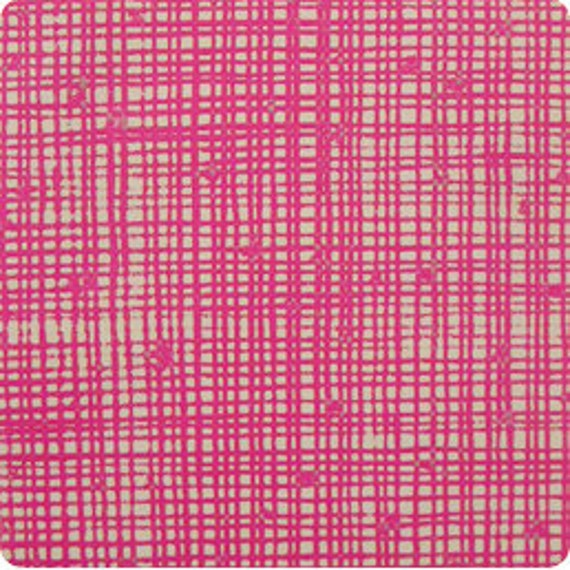 Alexander Henry's Heath (Pink) 1 yard
