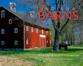 Award Winning Indiana Barns Coffee Table Book. Paperback.  AVAILABLE NOV 2014. Can pre-order.