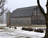 Fine Art Photo of barn in Door County, Wisconsin (IDWIWIA030)