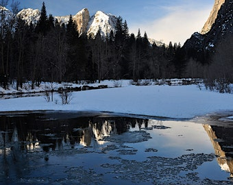 Fine Art Photo of Yosemite Valley, California