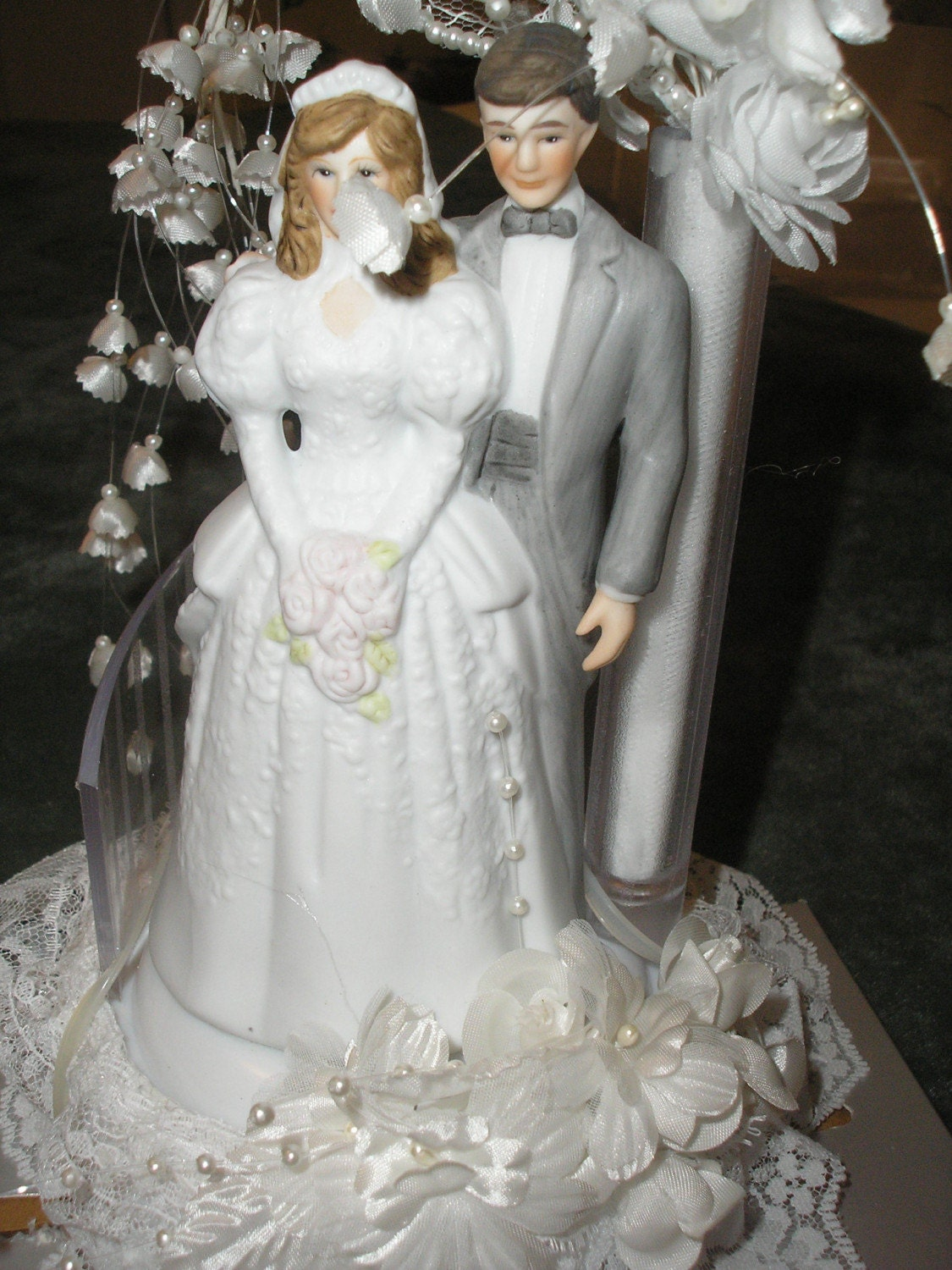 wilton wedding cake toppers wilton vintage wedding cake topper new in package 1426