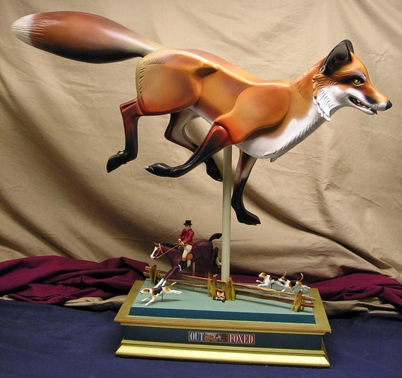 Out Foxed  (Installments Gladly Accepted)