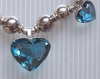 Crystal Blue Hearts