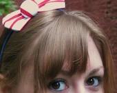 Tiny bow Headband