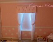 Polka Dots 5.75x5.75 Baby Nursery Teen Girl Vinyl Wall Lettering Words Quotes Decals Art Custom