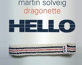 """Vintage FILA Headband (as used in the music video to Martin Solveigs song """"HELLO"""")"""