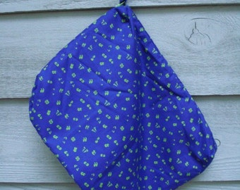 Fashionable, Durable Top Loading Wet Bag for Cloth Diapers, Camping, Shoes, Beach - Googly Eyes