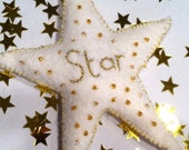 Give yourself a gold star - decoration/gift/keepsake