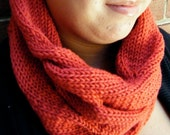The Georgetown Cowl - Paprika.