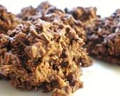 Dark Chocolate and Coconut Haystacks