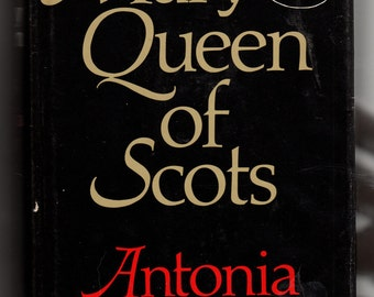 Queen of Scots Mary Stuart Scotland biography Historical Novel