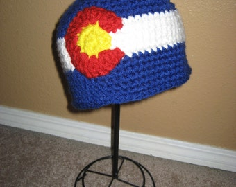 Colorado Beanie - Adult Size (Made to Order)