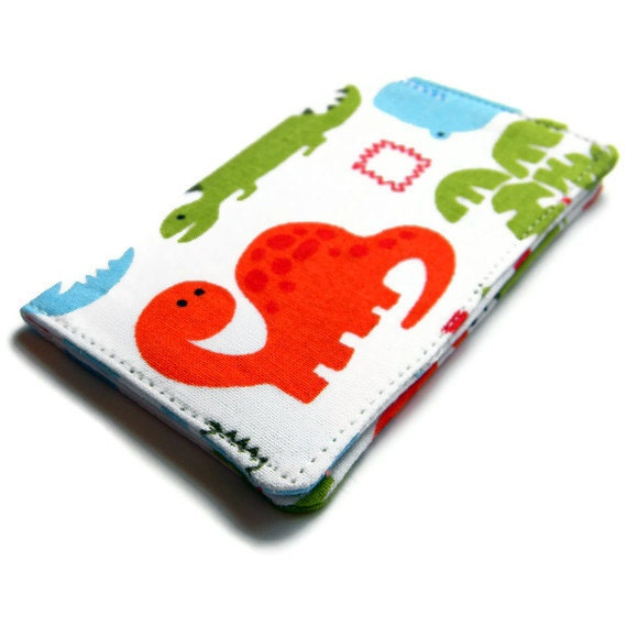 Card Wallet - Dinosaur - Girls night out, credit card, gift card holder