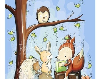 Woodland Storytime