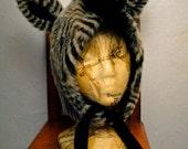 Wild Zebra Hat