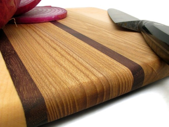 Natural cutting boards red maple medium by timbergreenwoods