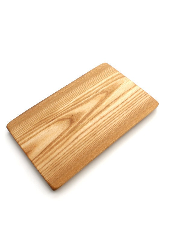 Beautiful Natural Edge Board - One of a Kind - Red Elm Serving Board