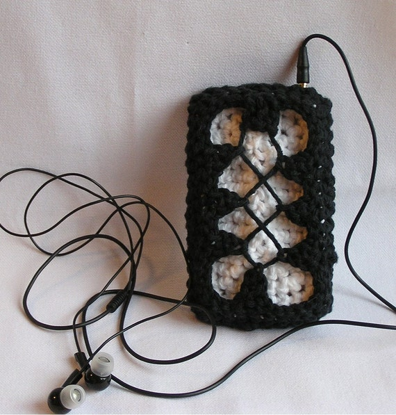 The Original Oireachtas NANs Worlds Ipod Touch Iphone Ghillie Cozy - Can Be Custom Made to Fit Your Phone or MP3 Device