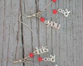 Just the Two of Us Earrings