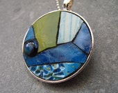 OCEANIA - Bold Mosaic Pendant