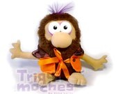 RESERVED FOR JANET. Lotair. a awesome brown pixie plush Triquimoche