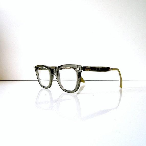 60s Sellstrom Eyeglasses Safety Glasses By Greatguygifts