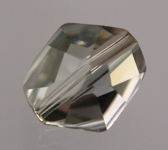 Silver 16mm Swarovski Crystal on Etsy