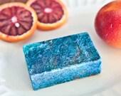Organic Felted Soaps - Blood Orange & Bergamot