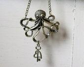 Love's Secret, Octopus Necklace