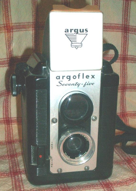 Argoflex 75 Camera
