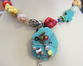 Clearance Sale Mark Down Junk Drawer For Your Neck Mixed Lot Beaded Necklace