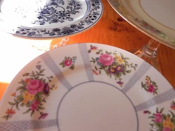 E. Isabella Designs. Garden Trellis Vintage Dessert Pedestal As Seen In Martha Stewart Weddings