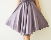 SALE 20% Wind of change.... Purple Cotton Dress 2 Sizes Available